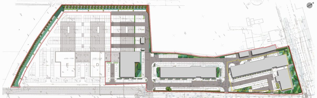 Flanders Business Park projekt